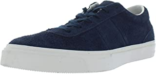 Mens Suede Low Top Skate Shoes