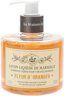 ノルコーポレーション マルセイユ石鹸 リキッドソープ 330ml オレンジの香り MLL-1-3