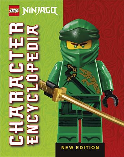 LEGO Ninjago Character Encyclopedia New Edition: with exclusive Future Nya LEGO minifigure...