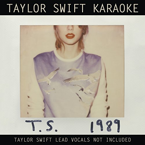 Taylor Swift Karaoke: 1989 [CD+G/DVD Combo]
