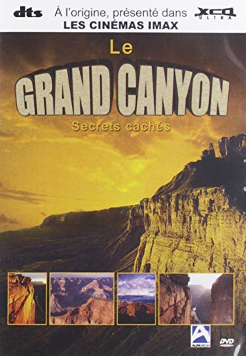 Grand Canyon - Ses secrets [Francia] [DVD]