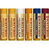 Burt's Bees 100% Natural Moisturizing Lip Balm, Multipack -  Original...