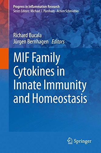 Mif Family Cytokines in Innate Immunity and Homeostasis PDF Books