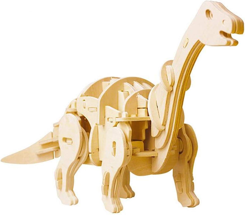 XUE LI ZHOU Klassisches Dinosaurier-Spielzeug Tyrannosaurus Rex Kinder-Puzzle zum Selberziehen Einheitsgröße stil 4 B07MNVQZX2 Schöne Kunst | Treten Sie ein in die Welt der Spielzeuge und finden Sie eine Quelle des Glücks