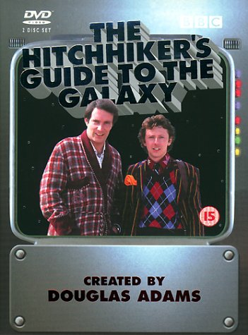 The Hitchhikers Guide To The Galaxy [2 DVDs] [UK Import]