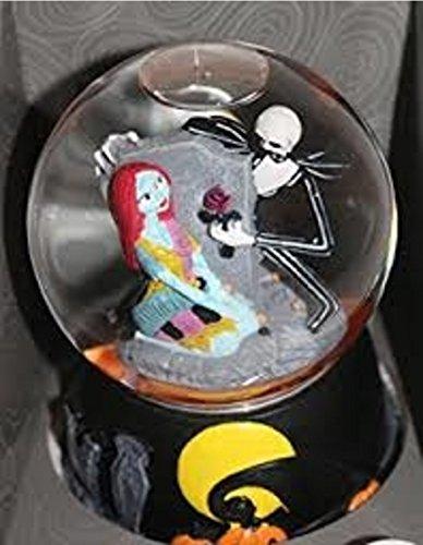 Disney – La pesadilla antes de Navidad musical SnoMotion Waterglobe – Sally & Jack