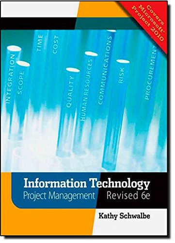 Information Technology Project Management, Revised (with...
