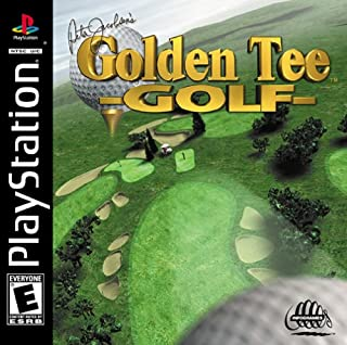 Peter Jacobsen's Golden Tee Golf - PlayStation