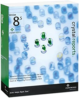 crystal reports 8.5 developer edition