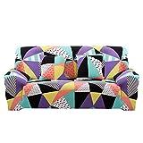 Funda de cojín, con funda de cojín ajustable y resistente a las arrugas para sofá extraíble para cafés de hotel (asiento doble)
