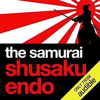 The Samurai  audiobook cover art