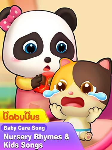BabyBus Nursery Rhymes & Kids Songs - Baby Care Song