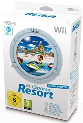 Wii Sports Resort Wii Motion Plus included