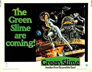 Best the green slime movie poster Reviews