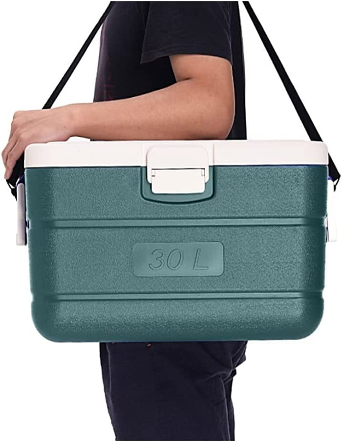 Camping Cooler 31Quart Sale item 4-Day Portable Rotomolded Retention Ice Oakland Mall