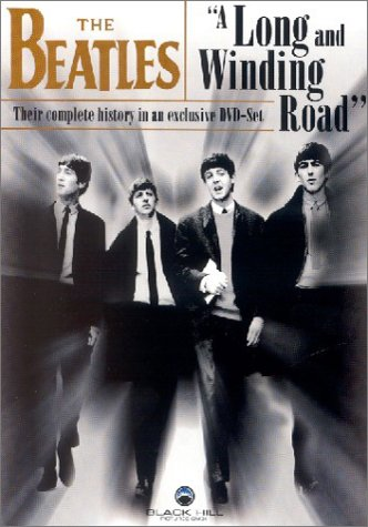 The Beatles - A Long and Winding Road, Part 1-3 [4 DVDs]
