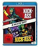 Kick-Ass 1 & 2 [Blu-ray]