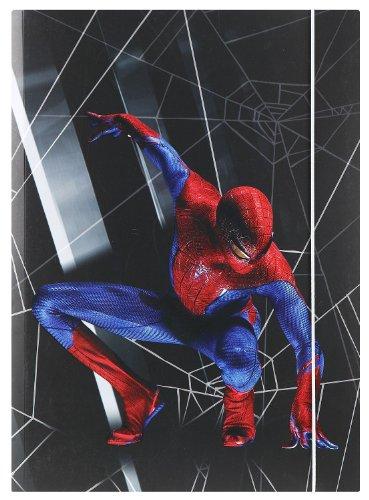Undercover SP13029 - Gummizugmappe A3 Spiderman