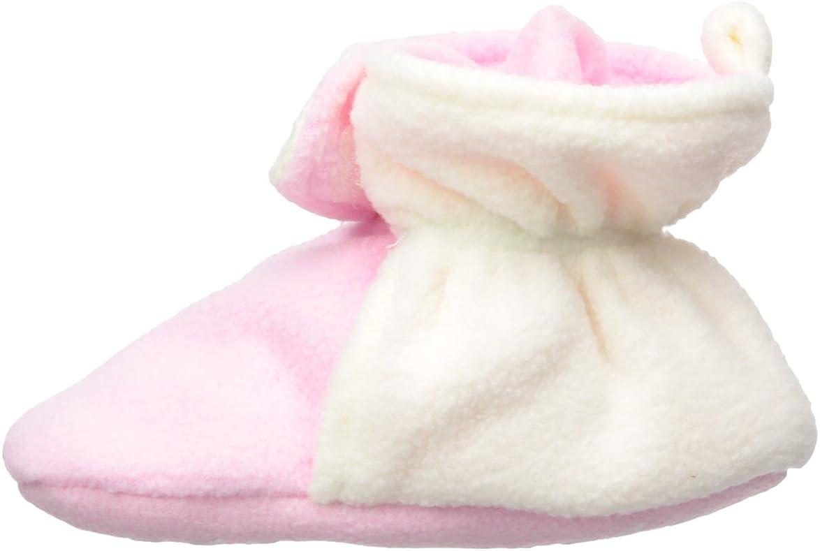 Hudson baby baby-girls Cozy Fleece Booties Slipper Sock