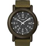 [タイメックス] 腕時計 T2N363 正規輸入品 グリーン