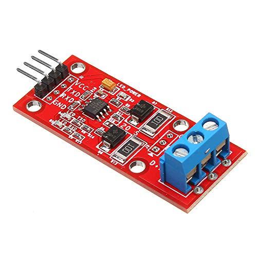 Módulo electrónico Módulo convertidor MAX3485 TTL a RS485 Módulo de Desarrollo MCU Accesorios Junta 3pcs Equipo electrónico de alta precisión