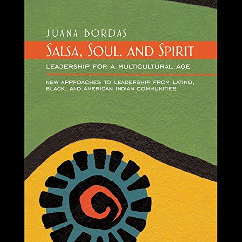 Soul, Salsa and Spirit audiobook cover art