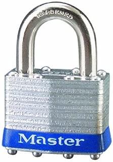 Master Lock 1UP 1-3/4 Universal Pin Laminated Padlock