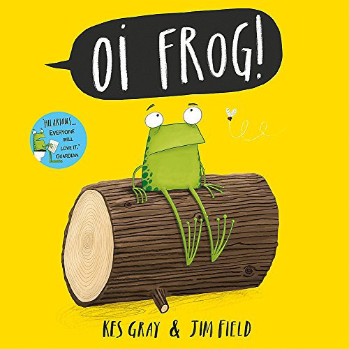 Oi Frog! (Oi Frog and Friends, Band 1)