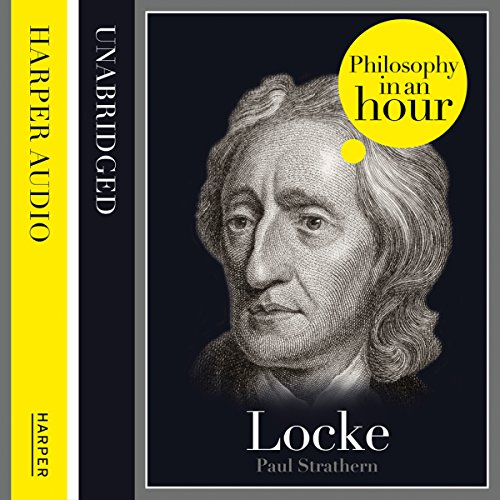 Locke: Philosophy in an Hour audiobook cover art