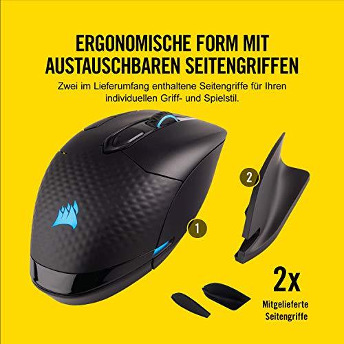 Corsair Optical Gaming Mouse (RGB LED Backlit )Black