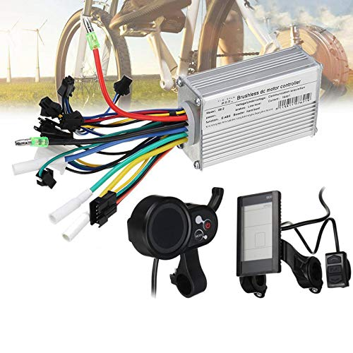MXBIN 250W Bike LCD Smart Brushless Controller Motor Scooter E-Bike Accesorios de...