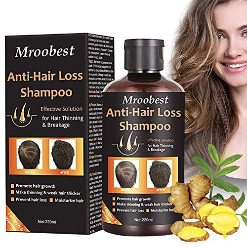 Anti Chute Cheveux, Hair Growth Shampoo, Shampoing Anti...