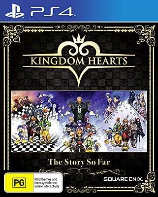 Kingdom Hearts The Story So Far - Playstation 4 PS4