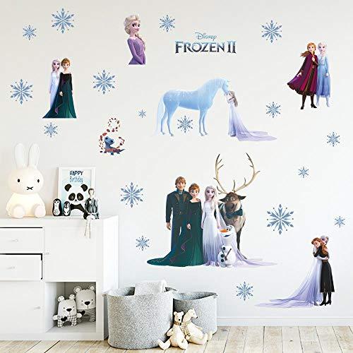 Dibujos animados reina Elsa copo de nieve congelado 2 películas pegatinas de pared pared pared pared pared pared pared pared pared pared pared pared pared pared pared pared pared pared
