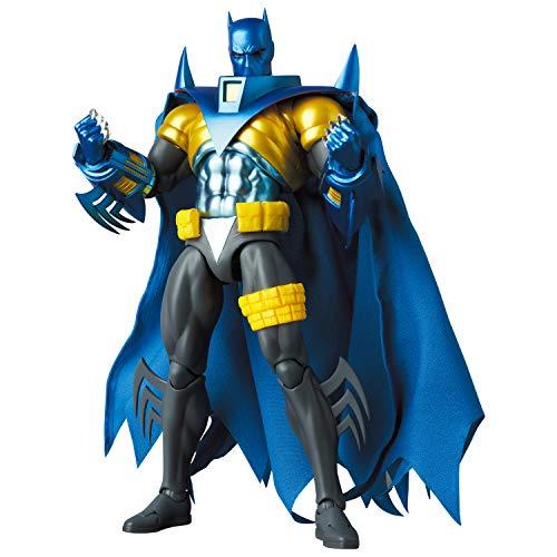 メディコム・トイ MAFEX マフェックス No.144 KNIGHTFALL BATMAN ナイトフォール バットマン 全高約160mm 塗装済み アクションフィギュア