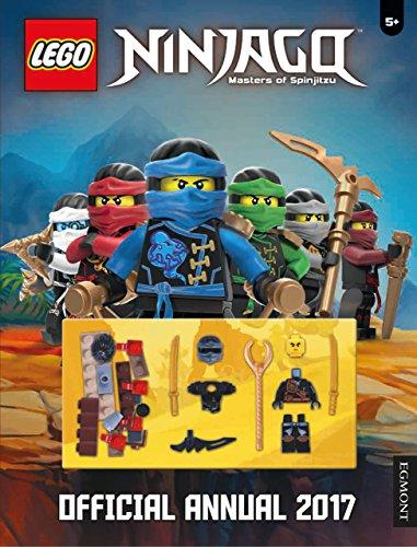 Official Lego® Ninjago Annual 2017 (Egmont Annuals)