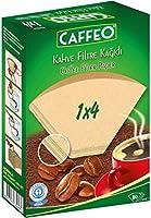 Caffeo Filtre Kahve Kağıdı 1X4