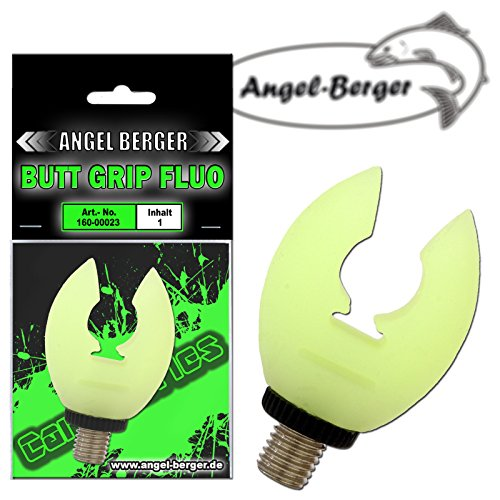 Angel-Berger Butt Grip Fluo Rutenauflage