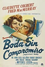 Practically Yours Movie Poster (27 x 40 Inches - 69cm x 102cm) (1944) Argentine -(Claudette Colbert)(Fred MacMurray)(Gil Lamb)(Cecil Kellaway)(Robert Benchley)(Tom Powers)