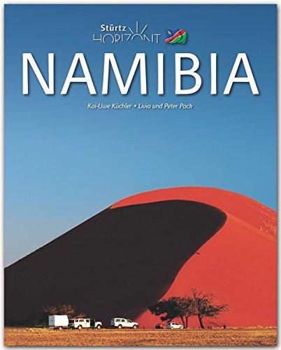 Horizont NAMIBIA - 160 Seiten Bildband mit über 290 Bildern - STÜRTZ Verlag
