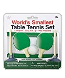 Westminster World's Smallest Table Tennis Set