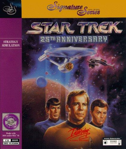 Star Trek 25th Anniversary - Mac by Interplay