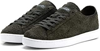 PUMA Womens States x Stampd Leather Low Top Lace Up Fashion Sneakers US