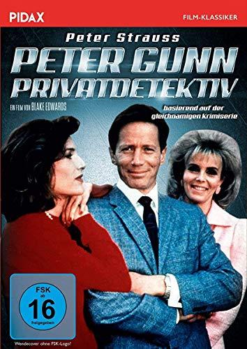 Peter Gunn, Privatdetektiv / Krimikomödie von Blake Edwards, basierend auf der erfolgreichen Fernsehserie (Pidax Film-Klassiker)