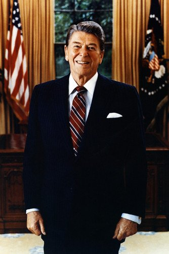 President Ronald Reagan 24×36 Poster Iconic...