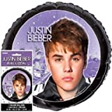 18' Justin Beiber Foil Balloon / 1 uninflated balloon
