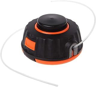 Manyao - Cabezal de desbrozadora universal de plástico ABS para cortador de hierba / cortacésped / cabeza de hierba de cadena