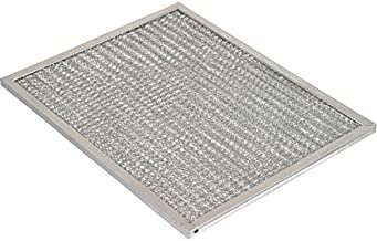 248550 10x12-1/2x3/8 Aluminum Range Hood Filter-set of 2