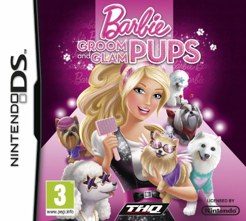 Barbie: Groom And Glam Pups [UK Import]