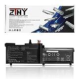 ZTHY 76Wh C41N1541 Laptop Battery for ROG Strix GL702V GL702VS GL702VS-BI7N12 BA023T GL702VSK GL702VT-GC026T GC018T GL702VM GL702VM1A GL702VM-DB71 DB74 GL702ZC-GC190T GC098T 0B200-02070000